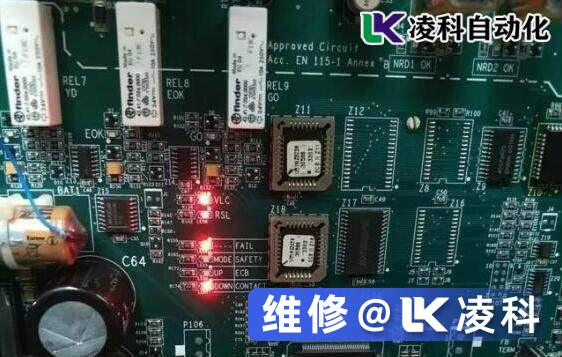 变频器维修时电阻失效的原因