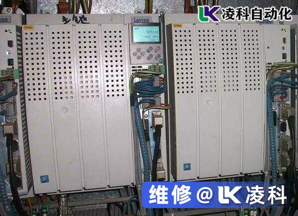 伦茨变频器维修流程