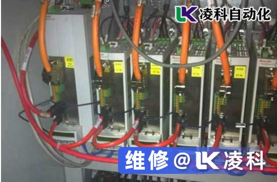 路斯特伺服电机维修