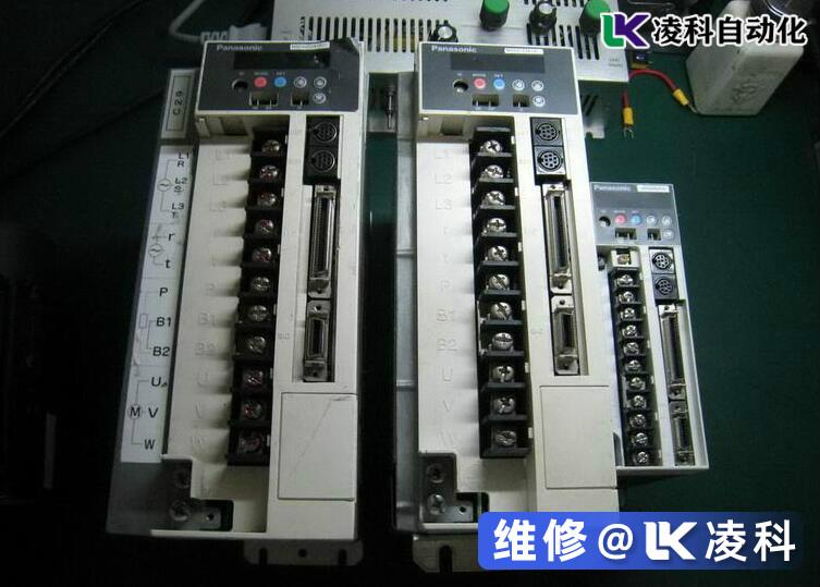 松下伺服器怎么维修,维修伺服驱动器技巧