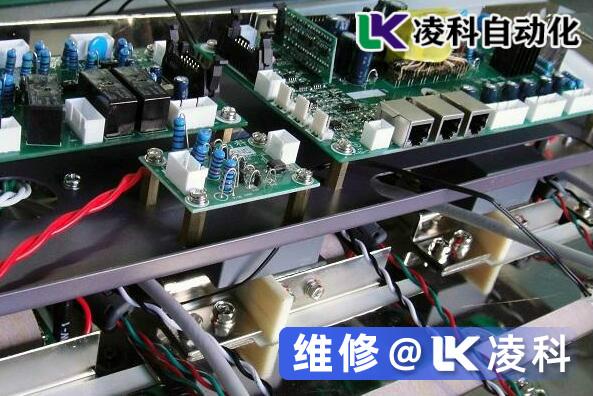 欧陆变频器负载故障怎么维修
