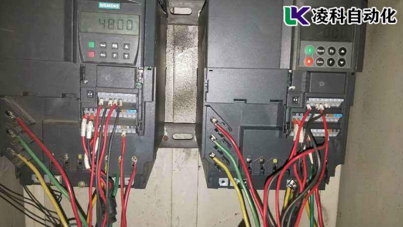 西门子变频器过电压处理维修
