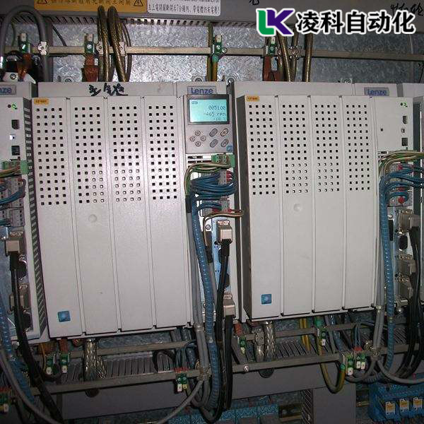 伦茨变频器欠压维修方法
