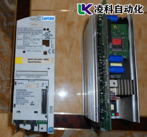 伦茨变频器维修的方法和过程