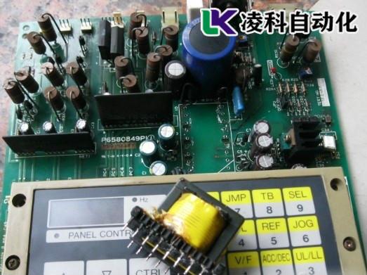 西门子变频器的变频器故障维修