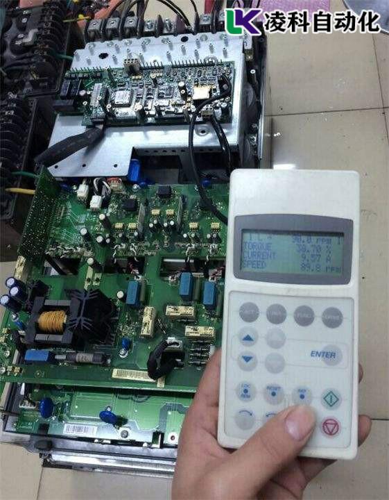 台达变频器显示stop怎么办