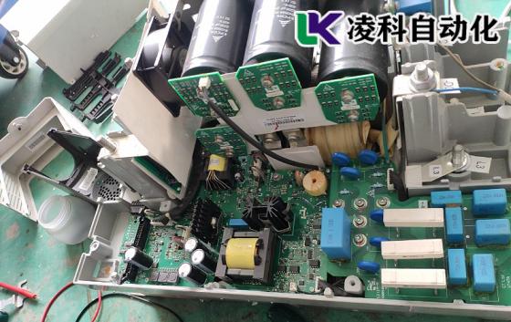 艾默生变频器发生HF29故障