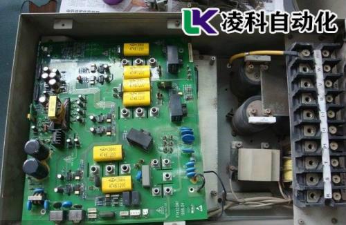 台安变频器空载报警OVC故障维修实例