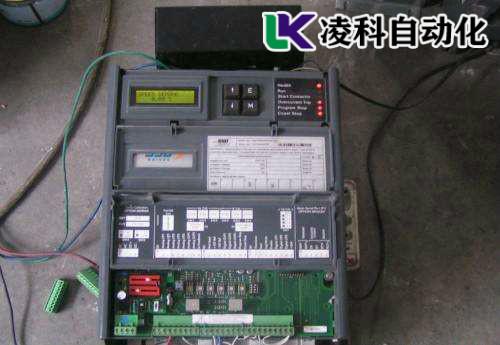 汇川变频器上电无显示维修