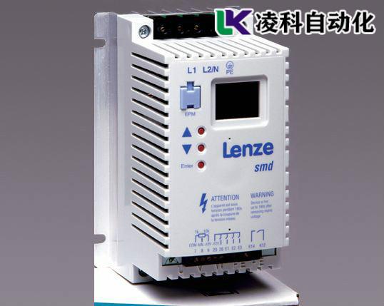伦茨变频器驱动波形异常