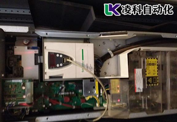 施耐德变频器维修 检测外壳漏电