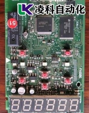 康沃变频器的主电源电路故障维修秘籍