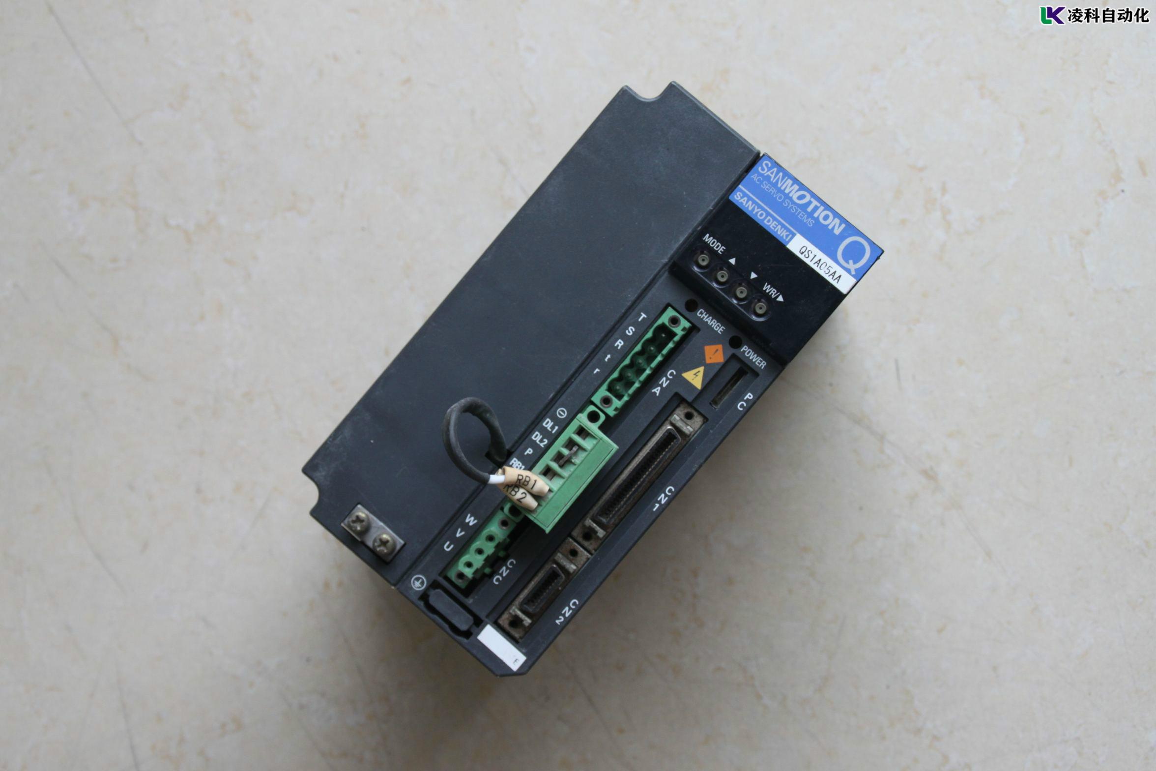 三洋伺服驱动器IGBT损坏