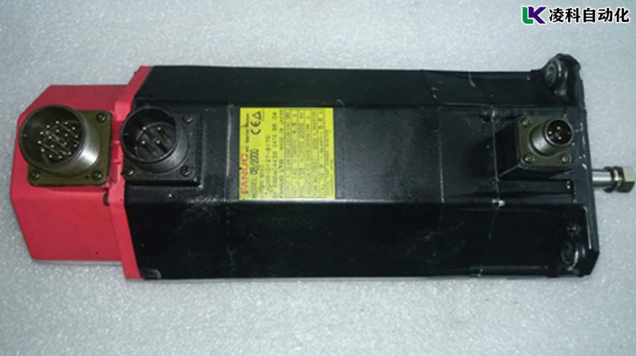 FANUC伺服电机故障维修与检测方法
